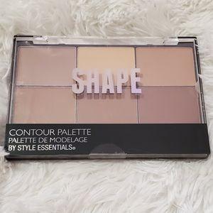 Shape Contour Palette